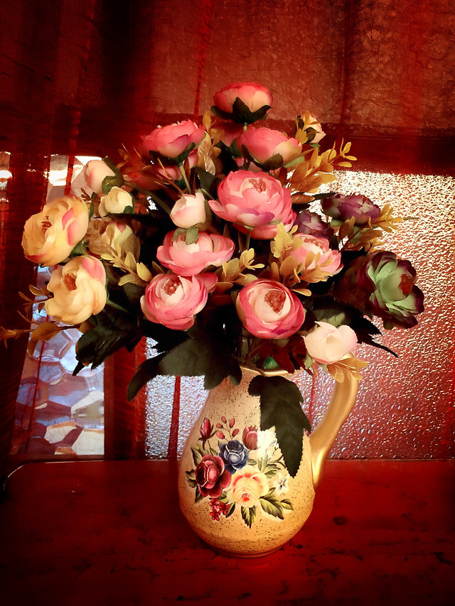 flower-decoration-celebration-pink-color picture material
