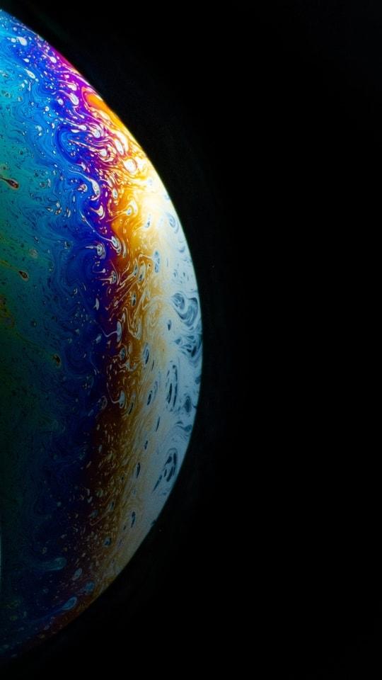 planet-atmosphere-space-sphere-macro 图片素材