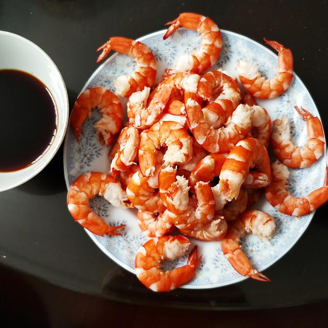seafood-shellfish-food-crustacean-shrimp 图片素材