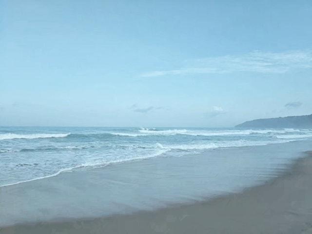 body-of-water-sky-sea-beach-ocean 图片素材