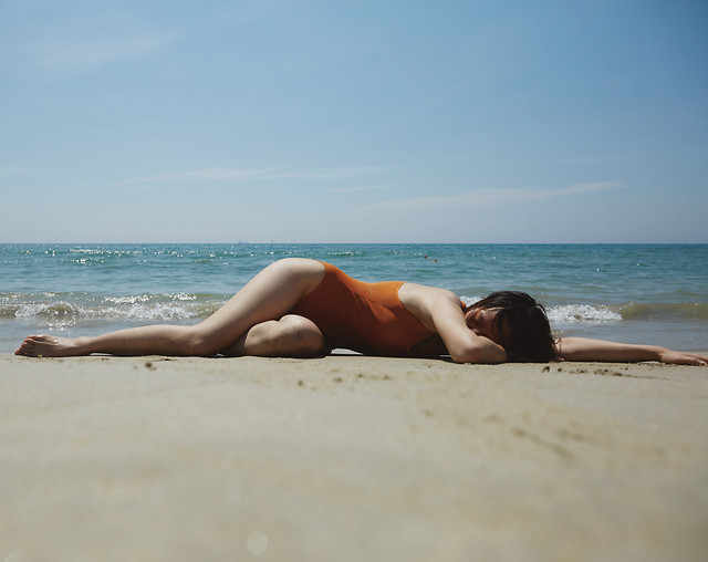 sand-beach-water-travel-sun picture material