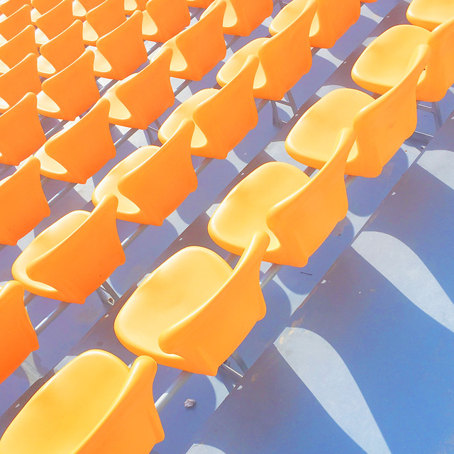 no-person-blue-graphic-design-stadium-yellow picture material