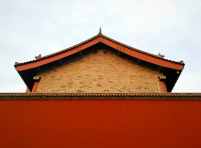 roof-architecture-no-person-building-chinese-architecture 图片素材