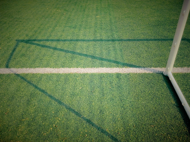 no-person-green-stadium-grass-football picture material