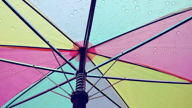 abstract-desktop-art-umbrella-design picture material
