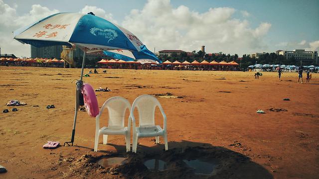 travel-no-person-beach-sand-landscape picture material