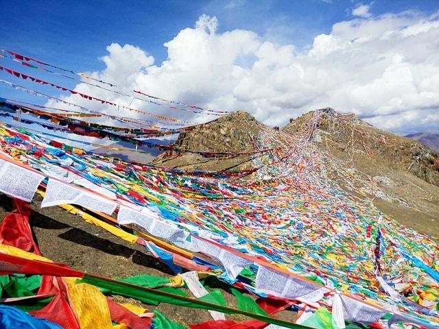sky-mountain-geological-phenomenon-landscape-tourism 图片素材